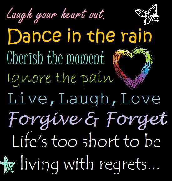 Live Love Laugh Quotes Dance Cherish Live Laugh Love No