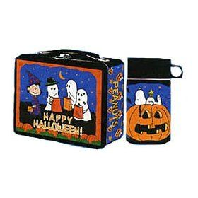 Peanuts Halloween Lunchbox, (peanuts, lunch box, lunch boxes, snoopy)