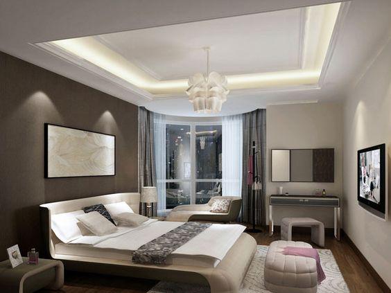 belle chambre moderne décoration | BEDROOMS | Pinterest | Chambre ...