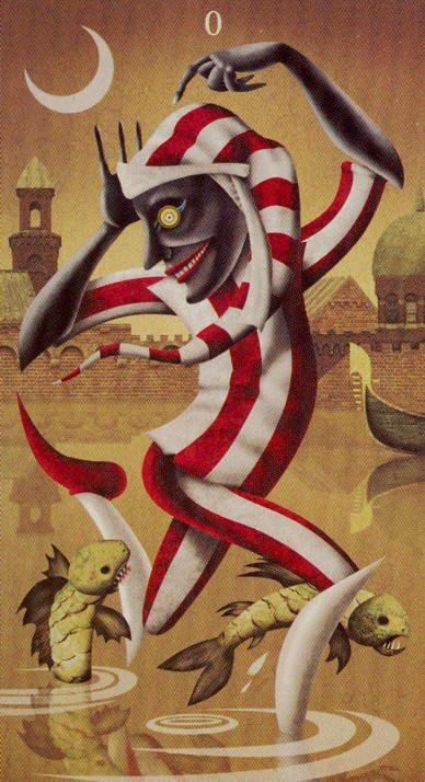 DM- 0 - The Fool (Tarot Card) The Fool Tarot Card. #thefool #tarot #0 †he fool Tarot