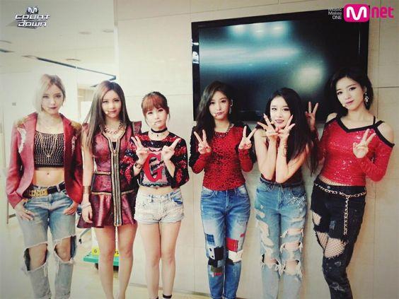 T-ara #Tiara #Tara #Hyomin #Qri #Boram #Soyeon #Jiyeon #Eunjung #SugarFree