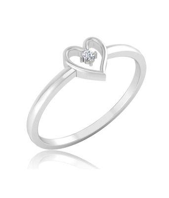 Forever Carat Real Diamond Ring Rings