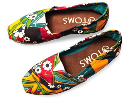 because Toms are Toms.