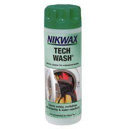 Nikwax Tech Wash wasmiddel voor het wassen en waterdicht maken van zeilkleding en skikleding - Kids Watersport