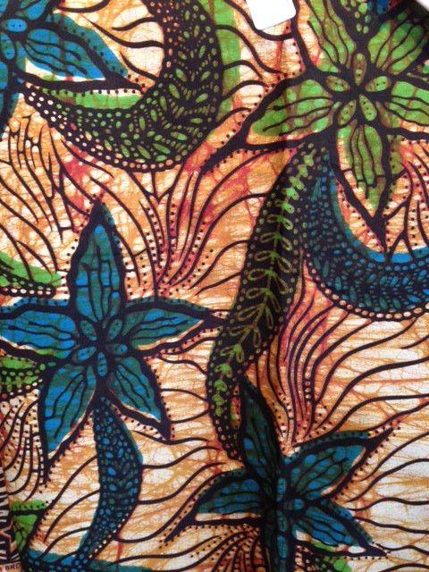 Fabrics - Waxed Cotton # 6