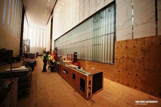 WTC  work in progress April 2014