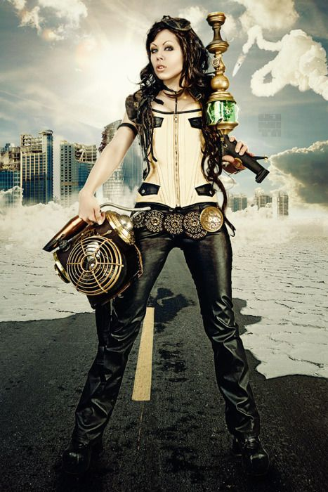 Steampunk Girls Steam Punk Pinterest Steam Punk Awesome And Pants
