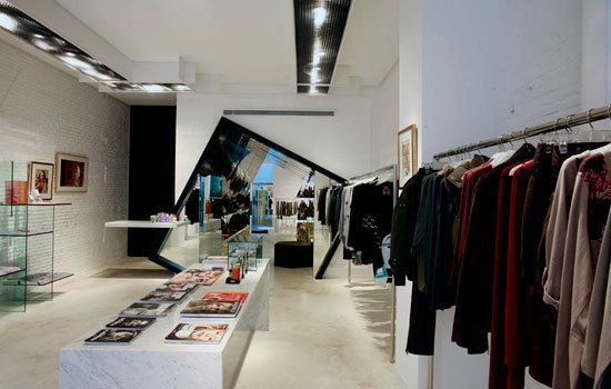 Anukoo Fair Fashion Shop   Atelier Heiss Architekten Fashion - luxus raumausstattung shop