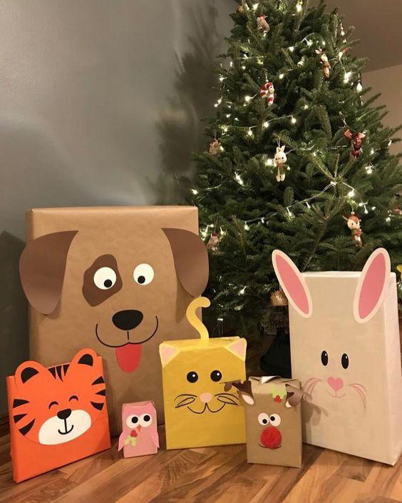 🎄 До Нового года осталось всего 16 дней ‼️ Все бегают по магазинам в поисках подарков 🎁 😬НО мало купить подарок- его нужно еще и упаковать…