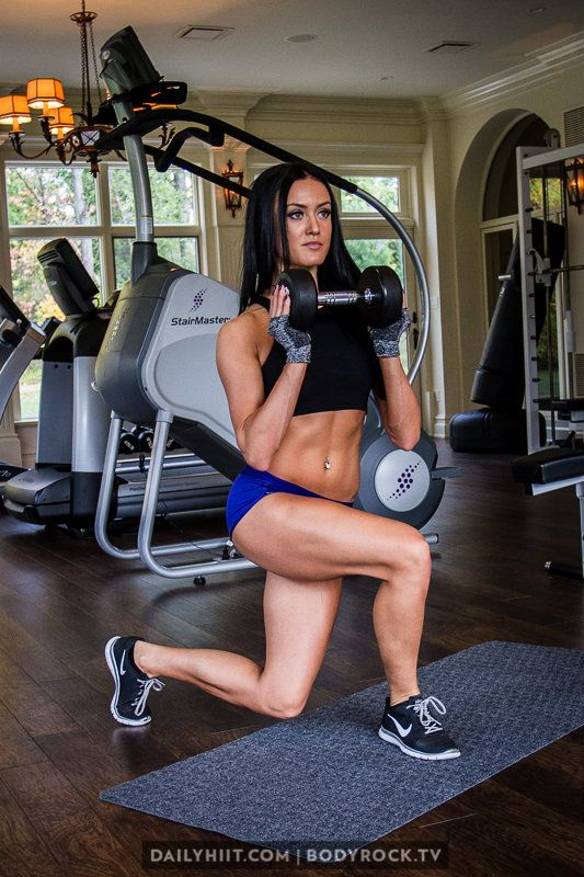 BodyRock: Get in the best shape of your life at home for ...
