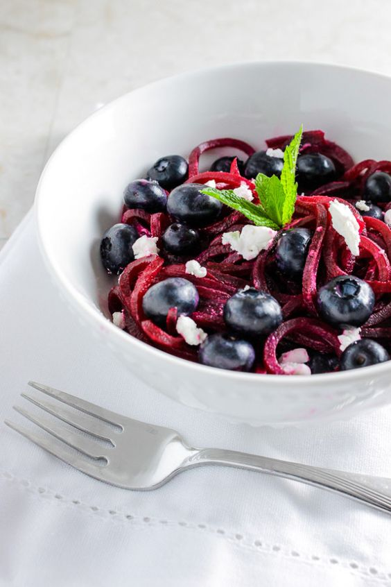 ... Salad with Blueberries and Goat Cheese || Lean Green Nutrition Fiend