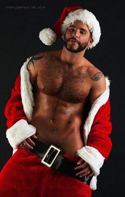 Gay Black Santa 45