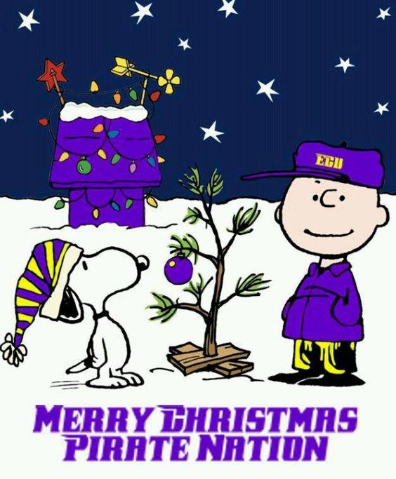ECU Christmas Greetings