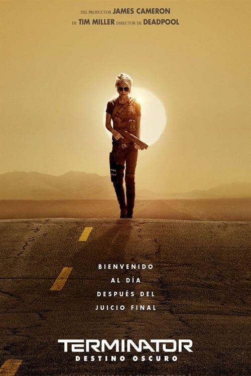 Ver Terminator Dark Fate Pelicula Completa Repelis Hd 1080p Terminator Bioskop Film