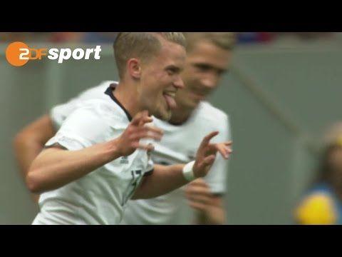 Portugal - Deutschland 0:4 | Fußball | ZDF – Olympia Rio2016 - YouTube