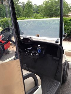 See how this golf cart windshield is so hazy and foggy? Find out what causes it and how you can prevent it by clicking on the picture.