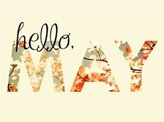 Wow it's May already! A brand new month I love May! Happy Month of May y'all! #May #newmonth #newopportunities #newstart #warmerdays #warmernights #sun #weddinganniversary by tracy_lm77