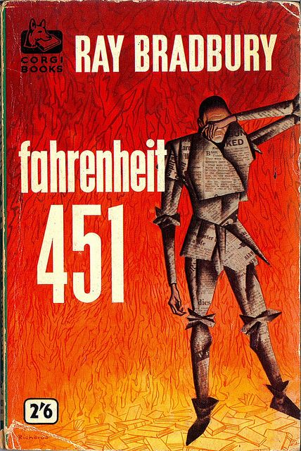 a comparison of brave new world and fahrenheit 451 in science fiction Comparing fahrenheit 451 and brave new world ray bradbury's book, fahrenheit 451, is a futuristic look at a man and his role in society bradbury utilizes the luxuries of life in america today, in addition to various occupations and technological advances, to show what life could be like if the future takes a drastic turn for the worse.