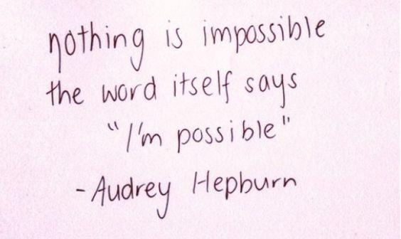 A Hepburn x
