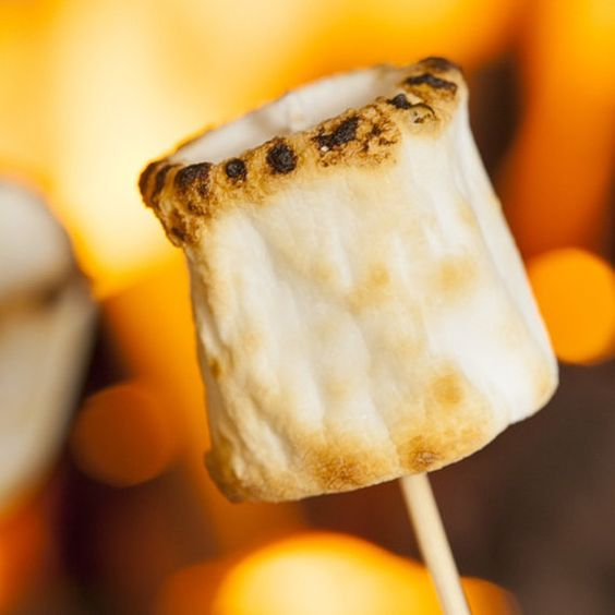 Fire Roasted Marshmallow Wax Chunk Tart Melt Cubes Strongly Scented