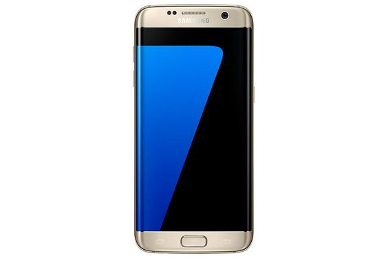 Samsung Galaxy S7 edge SM-G935 (Latest Model) - 32GB - Gold Platinum... #Samsung #Bar