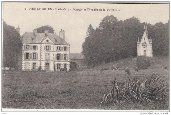 Manoir - Delcampe.net