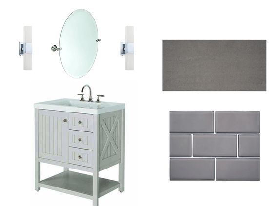 Bathroom Ideas Love This Vanity From Martha Stewart Home Depot On The Blog Pinterest
