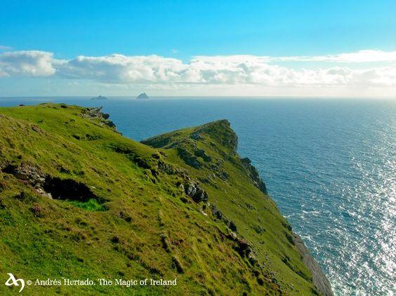 Views from Bray Head, Valentia Island, Co.Kerry by The Magic of Ireland. © Andrés Hurtado