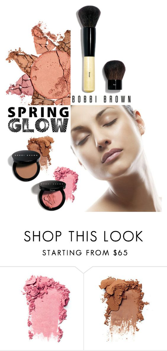 """""""2016 bobbi brown bronzer"""" by vaughnroyal ❤ liked on Polyvore featuring beauty and Bobbi Brown Cosmetics"""