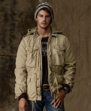 Charles Chevignon G2 Raider Flight Jacket | Jackets Coats &amp Suits