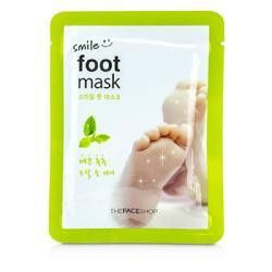 Smile Foot Mask --5x18ml-0.6oz