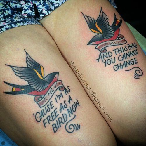lynyrd skynyrd free bird tattoo body modification pinterest lynyrd skynyrd bird tattoos. Black Bedroom Furniture Sets. Home Design Ideas