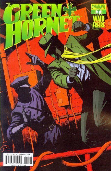 Issue 7 Paolo Rivera Cover