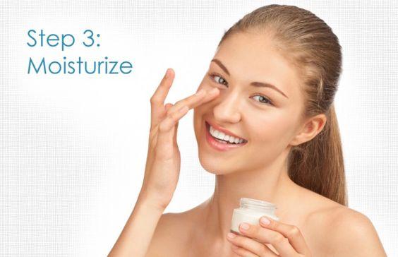 DIY Skin Care Month: Step 3 – Moisturize