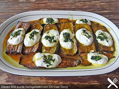 Persische Zucchini
