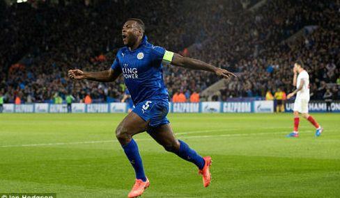Leicester City - Sevilla. Cái Kết Đầy Cảm Xúc: