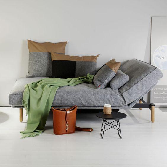 Flexible Sitz- und Schlafmöbel Idées déco Pinterest - design armsessel schlafcouch flop