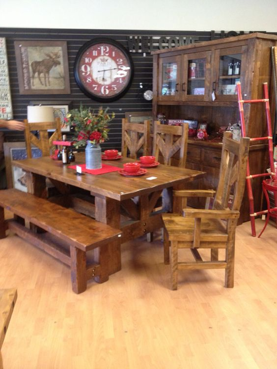 Cutters edge verner our new dining room table ours will for 9 foot dining room table