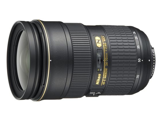 Nikon 24-70mm f/2.8G ED AF-S NIKKOR | London Camera Exchange