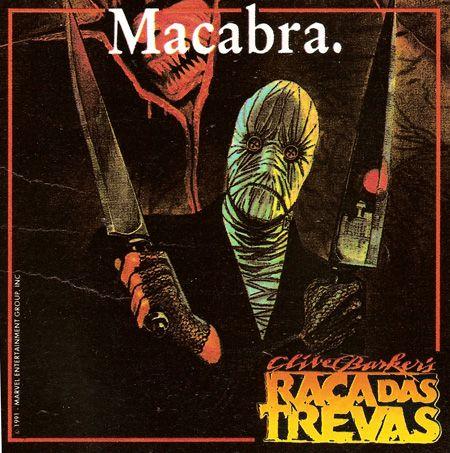 night breed jim baikie | Raça das Trevas – (Nightbreed – 1990 – Epic Comics/Editora ...