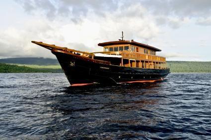 Raja Ampat-Expedition führt in den Westen Neuguineas   Amanresorts