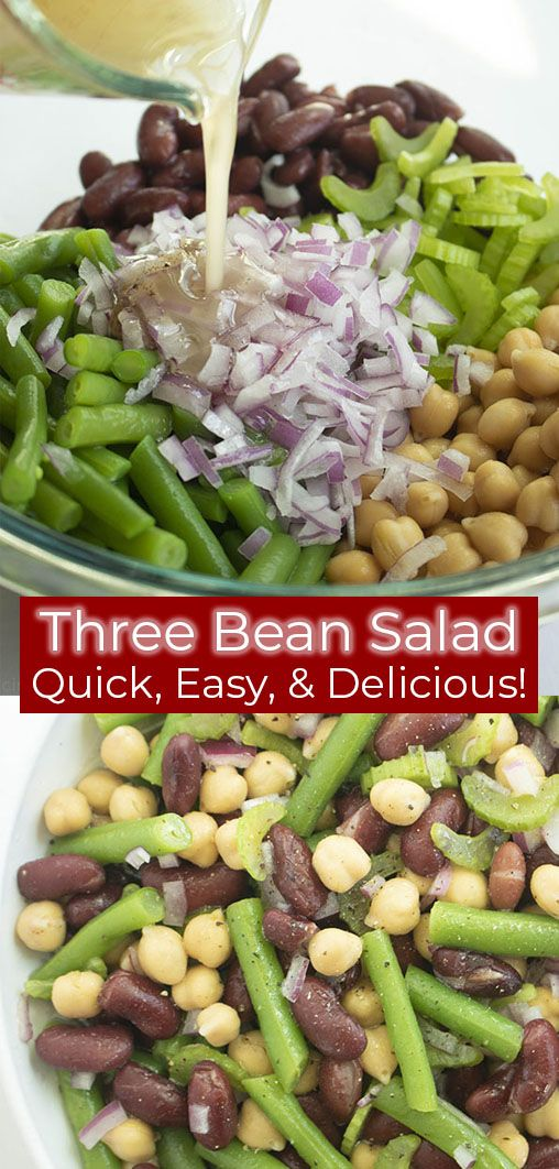 Pin On Bean Salad Recipes