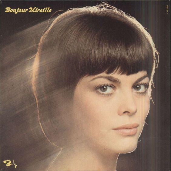 Mireille Mathieu Bonjour Mireille French LP Barclay 80444 | eBay