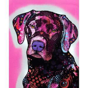 for black lab lovers #lab, #blacklab, #dogart: Dean Russo, Design Ideas, Art Animal, Zulily Zulilyfinds, Animal Prints, Throw Pillows, Black Labs