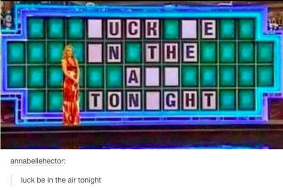 Pat....I'd like to solve the puzzle!