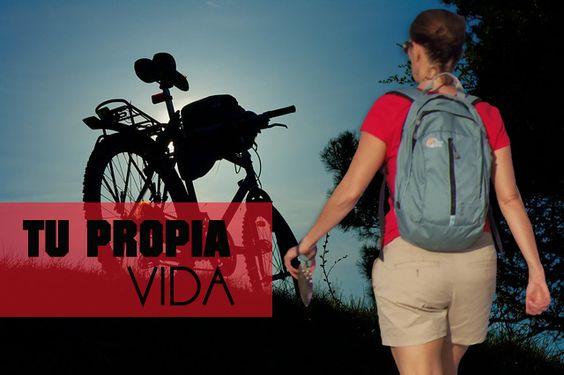 #Planifica el viaje más importante de todos: TU PROPIA VIDA - http://bit.ly/1HtvUIK #ReflexionesDeVida