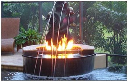 Enjoy Outdoor Ambience with Syam Fire Pits