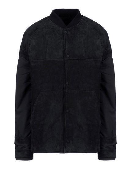 Leather outerwear Men's - ALEXANDER WANG