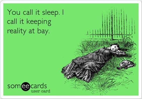 Ergoflex Australia's funny sleep quote of the week