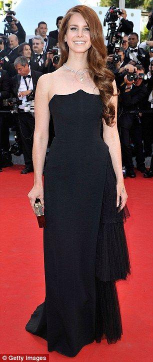 @LanaDelRey at the #Cannes Film Festival